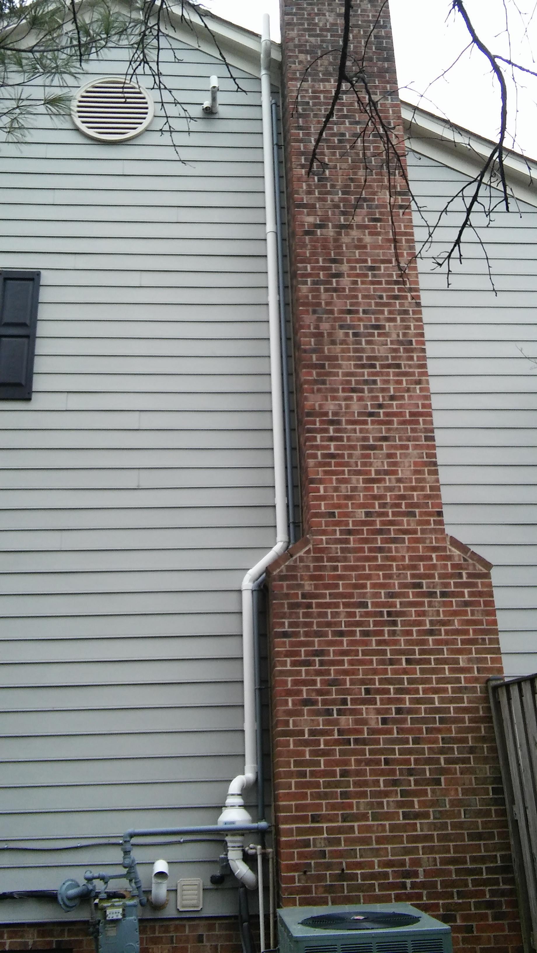 Unobtrusive Installations Gallery Radon Abatement Service